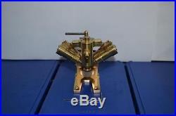 Twin Cylinder Marine Steam Engine