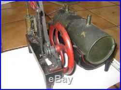 Union Buckman Steam Engine Toy