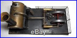 VINTAGE BING PREWAR GERMAN STEAM ENGINE TOY