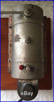 VINTAGE ELECTRIC JENSEN STYLE 55 STEAM ENGINE RARE 500 watts