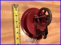 VINTAGE EMPIRE STEAM ENGINE ACCESSORY WATER PUMP, Great Shape for it's age