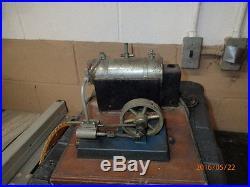 Vintage Jensen Steam Engine