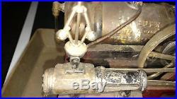 Vintage Live Weenen Steam Engine, Motor, Toy