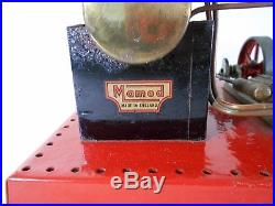 VINTAGE MAMOD S. E. 3 STATIONARY STEAM ENGINE, ENGLAND for RESTORATION, UNTESTED