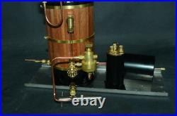 Vertical boiler models With P5B Regulator For Marine Steam Engine