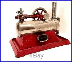 Vintage 1920s Empire B30 Toy Steam Engine Works Nice LOOK & READ
