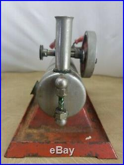 Vintage 1920s Empire Metal Ware B30 Steam Engine and Transmission Assy