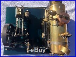 Vintage Antique Doll 365/2 steam engine empire Marklin weeden PRICE REDUCED