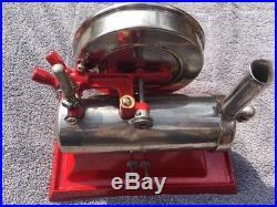 Vintage Antique Empire Metal Ware B 35 Model Steam Engine