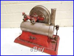 Vintage Antique Empire Metal Ware B 35 Model Steam Engine Very Rare
