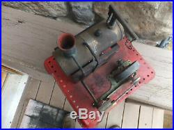 Vintage Antique Mamod Stationery Steam Engine