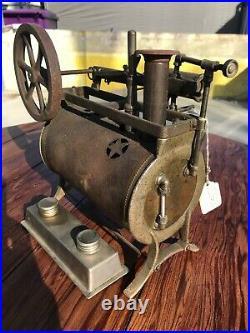 Vintage & Antique Toy Weeden Steam Engine Model #34 Snowflake