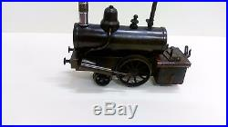 Vintage Antique Very Rare Collectible steam engine toy train