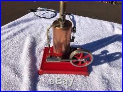 Vintage Antique toy Empire steam engine B92 RARE. Doll, weeden
