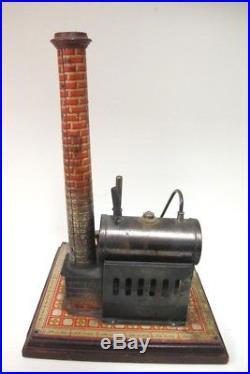 Vintage BING BNG NUREMBERG c1920 Stationary Steam Engine vgc
