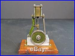 Vintage British model steam engine