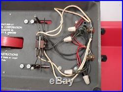 Vintage Cartrol MP Electric Toy Steam Engine/Train