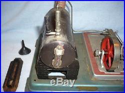 Vintage FLEISCHMANN STEAM ENGINE Made in Western Germany Estate Fresh