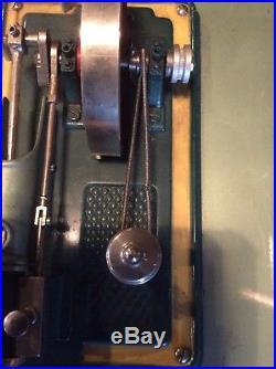 Vintage Fleischmann Steam Engine