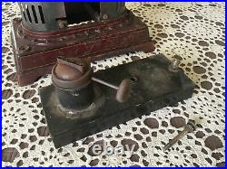 Vintage Georges Carette Nuremburg Hot Air Engine Stirling Engine Steam Engine