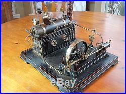 Vintage German-Made Doll & Co. Model 364/1 Steam Engine Dampfmaschine