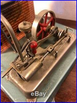 Vintage Horizontal Jensen 75 Steam Engine