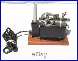 Vintage Horizontal Jensen Model 35 live steam engine