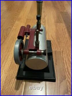 Vintage IND-X Electric Steam Engine Toy Model 200. 110-120v 450w