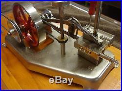 Vintage JENSEN Model 10 STEAM ENGINE set light and extras clean working model