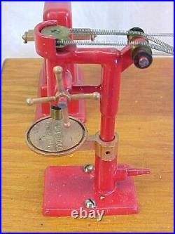 Vintage JENSEN Style 100 Toy Model Steam Engine Power Plant Workshop with Box