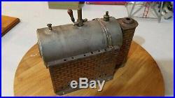 Vintage Jensen 3 Boiler Model 20 Steam Engine Parts