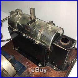 Vintage Jensen #5 1940's Live Steam Engine