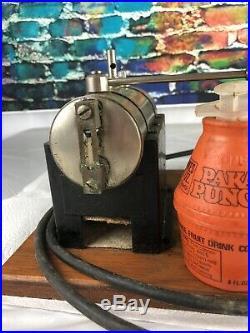 Vintage Jensen MFG CO 115 Volt 450 Watt Style no 25 Electric Steam Engine Model