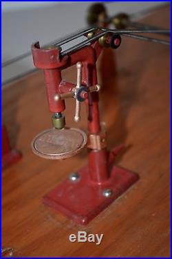 Vintage Jensen Model 100 Steam Engine Machine Shop Woodworking