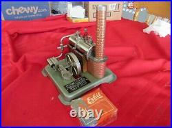 Vintage Jensen Model 60 Dry Fuel Steam Engine