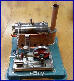 Vintage Jensen Model 75 Toy Steam Engine in excellent condition