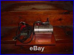 Vintage Jensen No. 20 Toy Steam Engine withAccessories