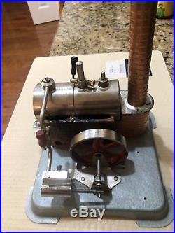 Vintage Jensen Style Model 70 Steam Engine Toy