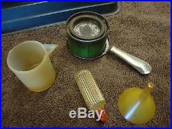 Vintage Line Mar Co. Toys STEAM ENGINE generator saw press stone pully unit