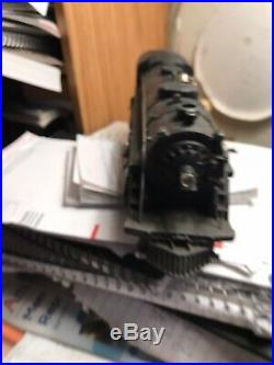 Vintage Lionel Train Toy 224 Heavy Diecast Steam Engine Locomotive Car O-gauge