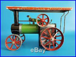 Vintage MAMOD STEAM TRACTOR TE1 Used Mamod Steam Engine Tractor TE1