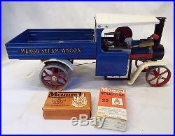 Vintage MAMOD STEAM WAGON Steam Engine TOY TRUCK Mamod SW1
