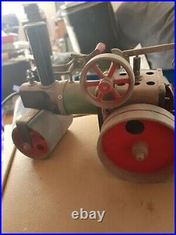 Vintage MAMOD Steam Engine Roller Toy made in England