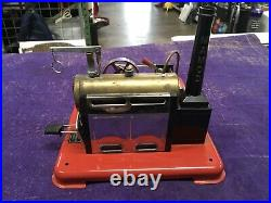 Vintage MAMOD Steam Engine Toy Factory England AS IS Untested