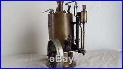 Vintage MARKLIN live steam engine for restoration