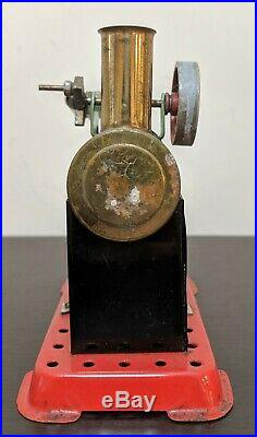 Vintage Mamod Minor 1 Live Model Steam Engine Toy Complete in Box