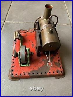 Vintage Mamod Model Steam Stationary Engine