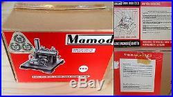 Vintage Mamod SE3 Twin Cylinder Steam Engine Used in Box WORKS NR