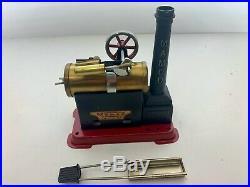 Vintage Mamod SP1 Steam Engine Original Box Made in England