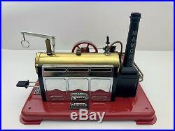 Vintage Mamod SP5 Steam Engine Never Used Original Box Made in England